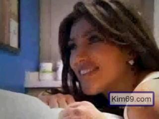 Kim Kardashian Sexy kövér segge