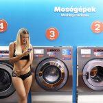 Hódi Pamela egy reklám kedvéért dobta le a textilt
