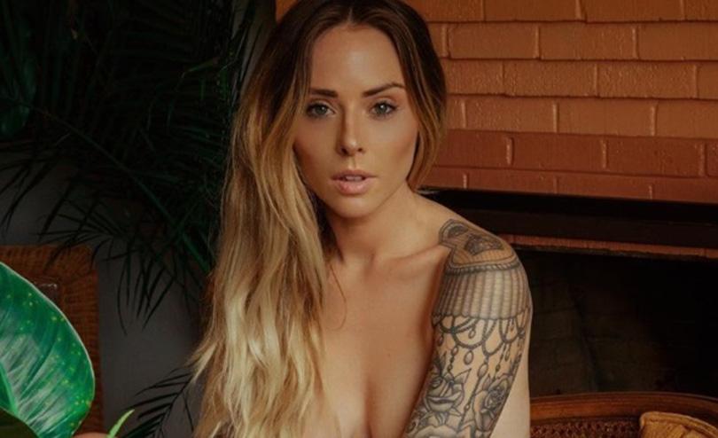 A tetoválás ne ijesszen meg, Alysha ettől még igencsak finom